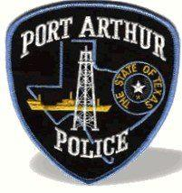 Port Arthur Police Department logo