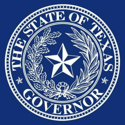 Governor of Texas seal